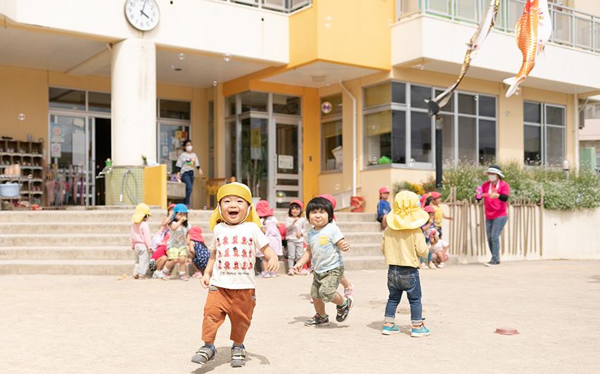 むぎの子保育園
