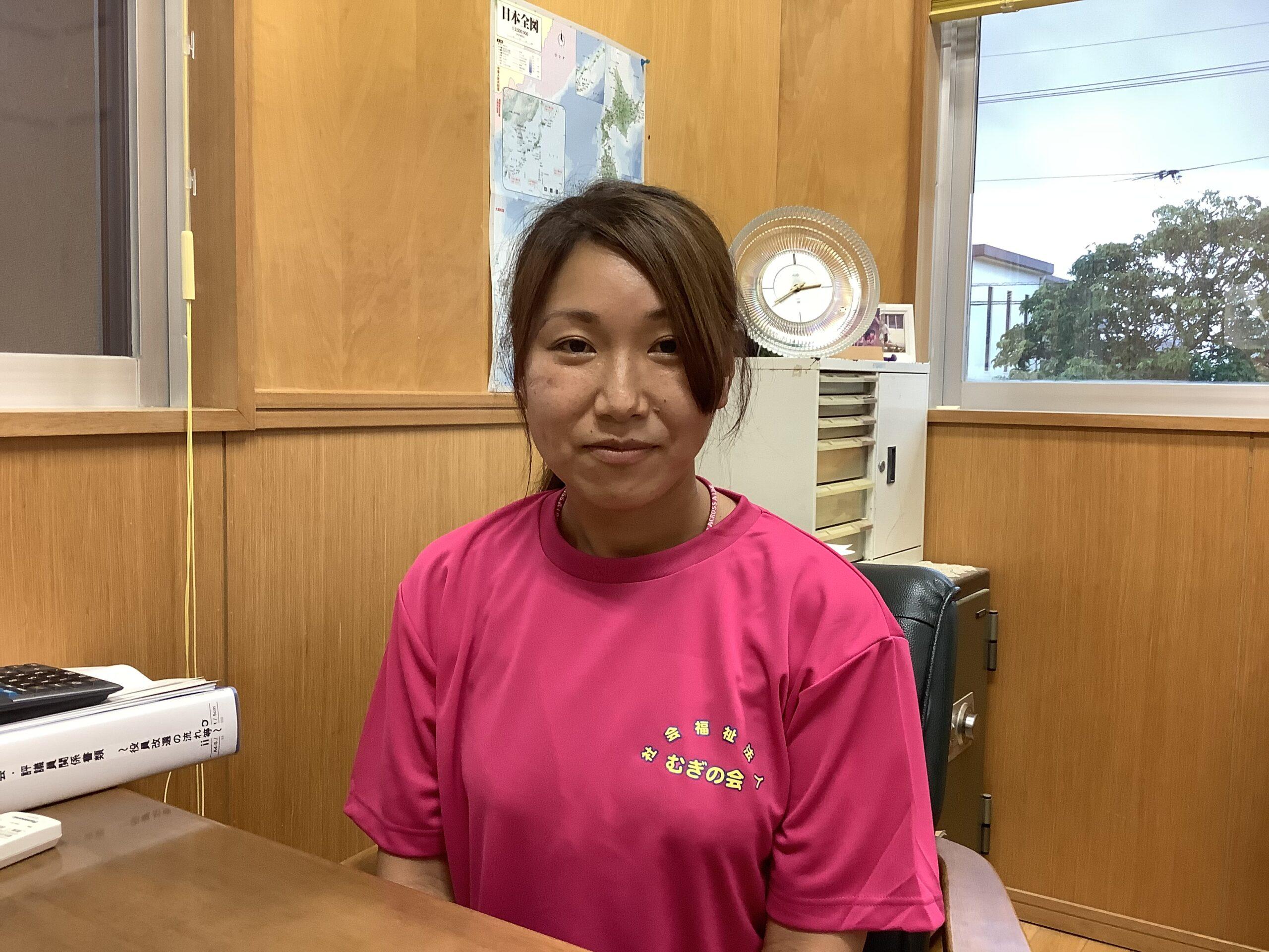 むぎの子保育園(沖縄県うるま市)鈴木敬子先生 36歳